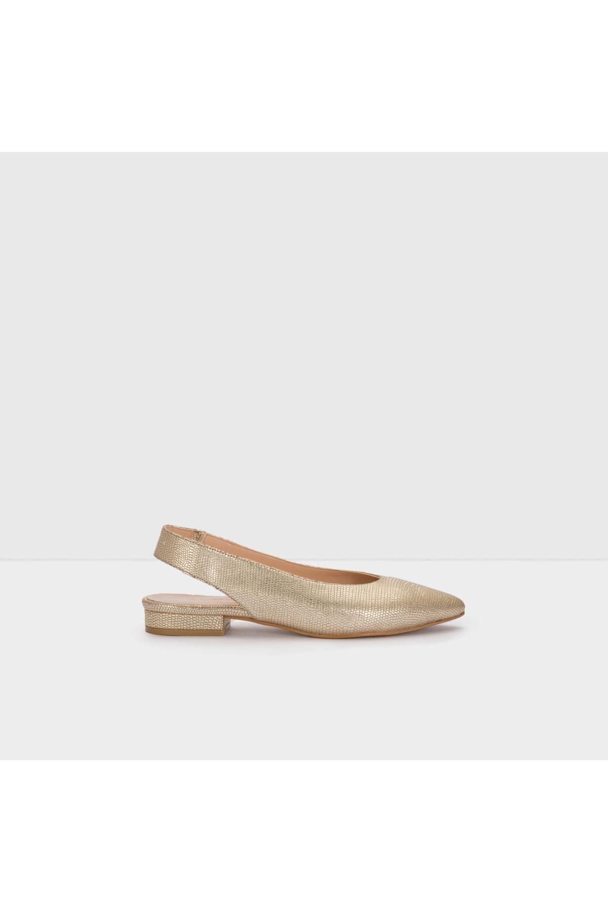 Aldo SABIN-TR - Altın Kadın Düz Ayakkabı 1