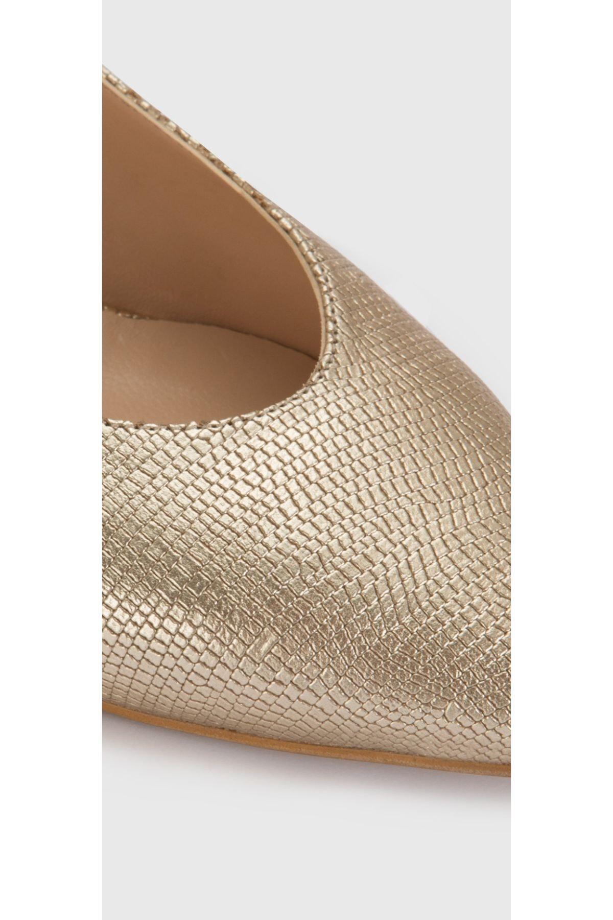 Aldo SABIN-TR - Altın Kadın Düz Ayakkabı 2
