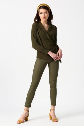 Fabrika Kadın Haki Pantolon 503182099 / Boyner