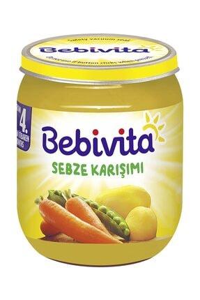 Bebivita Sebze Karışımı 125 gr