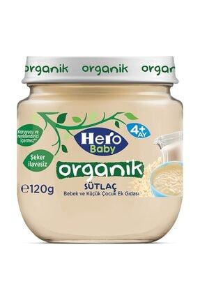 Hero Baby Organik Sütlaç 120gr