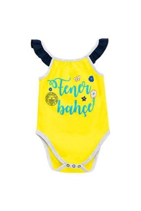 Fenerbahçe Fenerbahçe Kız Çocuk Body