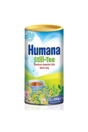 Humana Still Tee Emziren Anne Için Bitki Çayı Skt:06/2021