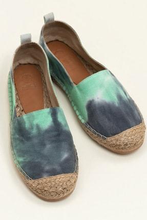 Elle Shoes LATONYA Gri Espadril 20YSR2023