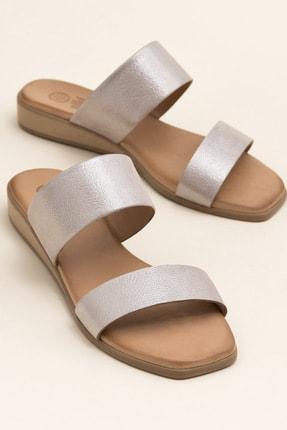 Elle Shoes REGENA Gümüş Kadın  20YSS030.109.0100