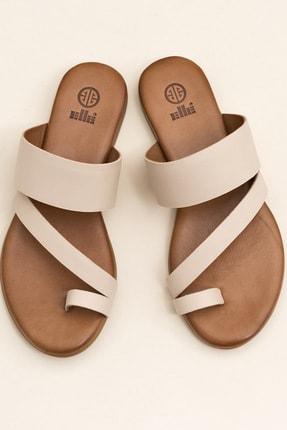 Elle Shoes REANA-1 Ekru Kadın  20YSS030.02.0033