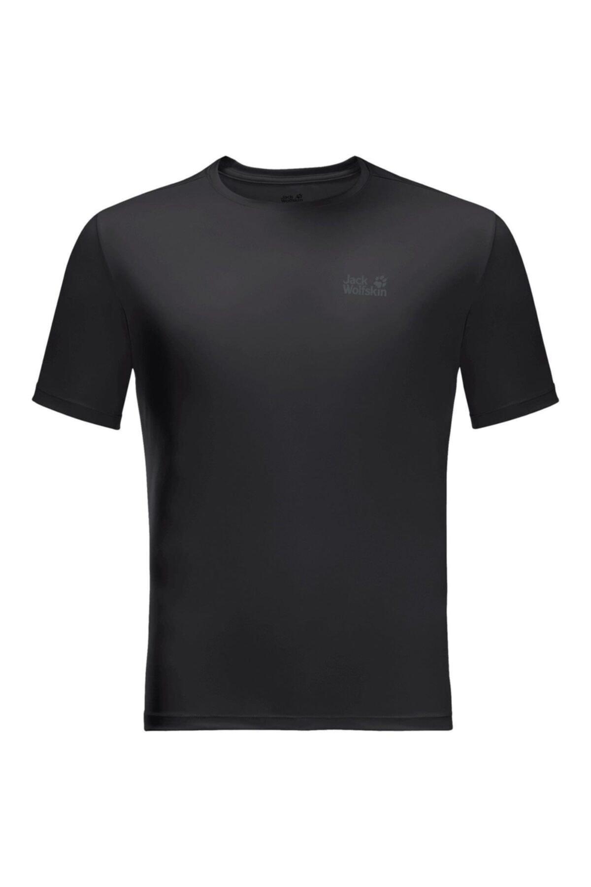 Jack Wolfskin Tee Erkek T-Shirt - 1807071-6000 1