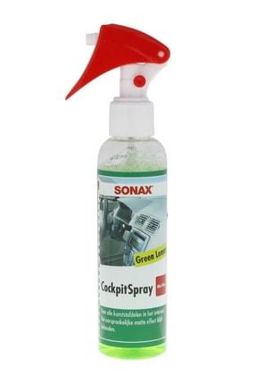 Sonax Torpido Temizleyici Mat Limon 140 ml