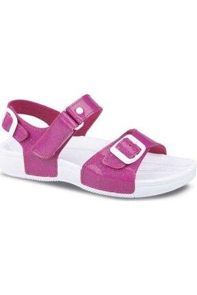 Ceyo Kız Çocuk Pembe Sandalet 9957-6
