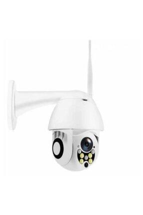 OKMORE Dış Mekan Wifi Ip Kamera 360 Derece Speed Dome Su Geçirmez Kamera V66