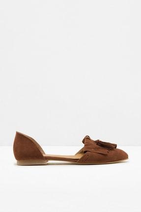 Koton Kadın Deve Tüyü  Casual Ayakkabı 7KAK29011AA