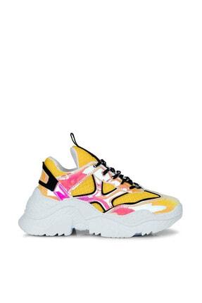 Lela Sarı Kadın Sneaker Z1621068