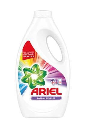 Ariel Parlak Renkler 26 Yıkama Sıvı Çamaşır Deterjanı