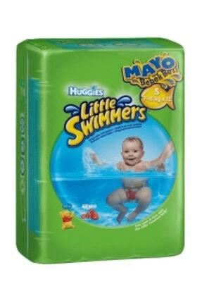 Huggies Mayo Bebek Bezi Little Swimmers 3-4 Beden 7-15 Kg 12 Adet