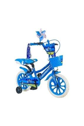 Tunca Baffy 15 Jant Bisiklet Mavi