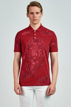 Giovane Gentile Erkek Kırmızı Giovane G. Designers T-Shirt GC0652202229