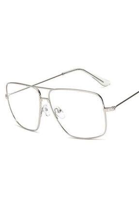 büyükmarket Yeni Tasarım Reynmen Gözlüğü Damla Pilot Çerçeve Klasik Tarz Erkek Gözlük
