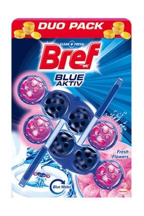 Bref Blue Aktiv Taze Çiçekler Duo Pack