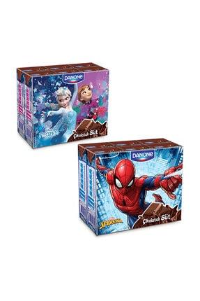 Danone Süt Disney Çikolatalı 6x180 ml