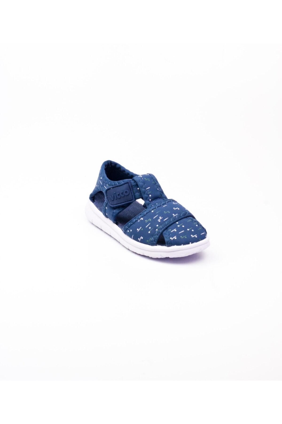 Vicco 332.p20y.306 Lacivert Unisex Çocuk Sandalet Lacivert-30 1