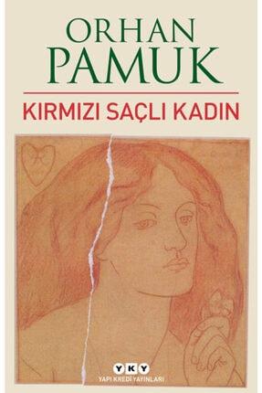 Kitap Kırmızı Saçlı Kadın, Orhan Pamuk