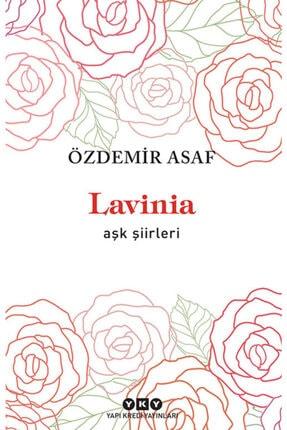 Kitap Lavinia ? Aşk Şiirleri, Özdemir Asaf