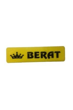 BoostZone Berat Dekor Sarı Plaka