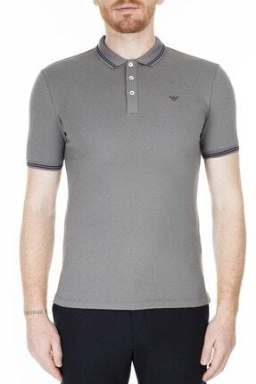 Emporio Armani Polo T Shirt Erkek Polo 8n1f30 1jptz 0635