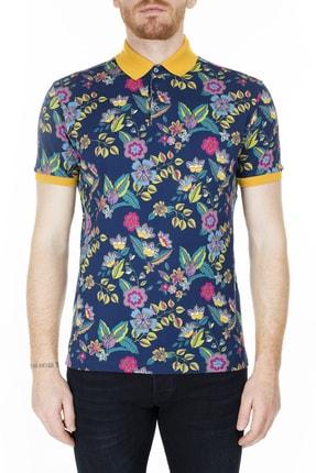 ETRO Regular Fit Polo T Shirt Erkek Polo 1y800 4059 200