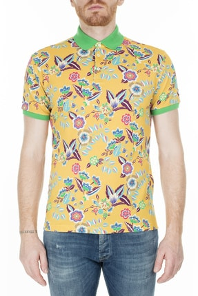ETRO Regular Fit Polo T Shirt Erkek Polo 1y800 4059 700