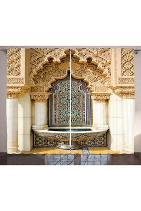 Orange Venue Mimari Perde Mozaik Eser Temalı