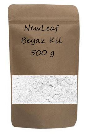 Newleaf Beyaz Kil Doğal Yüz Maskesi 500 G