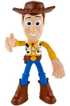 Toy Story Disney Pixar Toy Story 7 cm Bükülebilen Figürler - Woody GGK83-GGK84