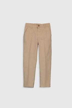 LC Waikiki Erkek Çocuk Koyu Bej Gby Pantolon
