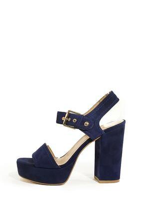 VICINO Hakiki Deri Klasik Topuklu Ayakkabı Vcn16y-172 4001