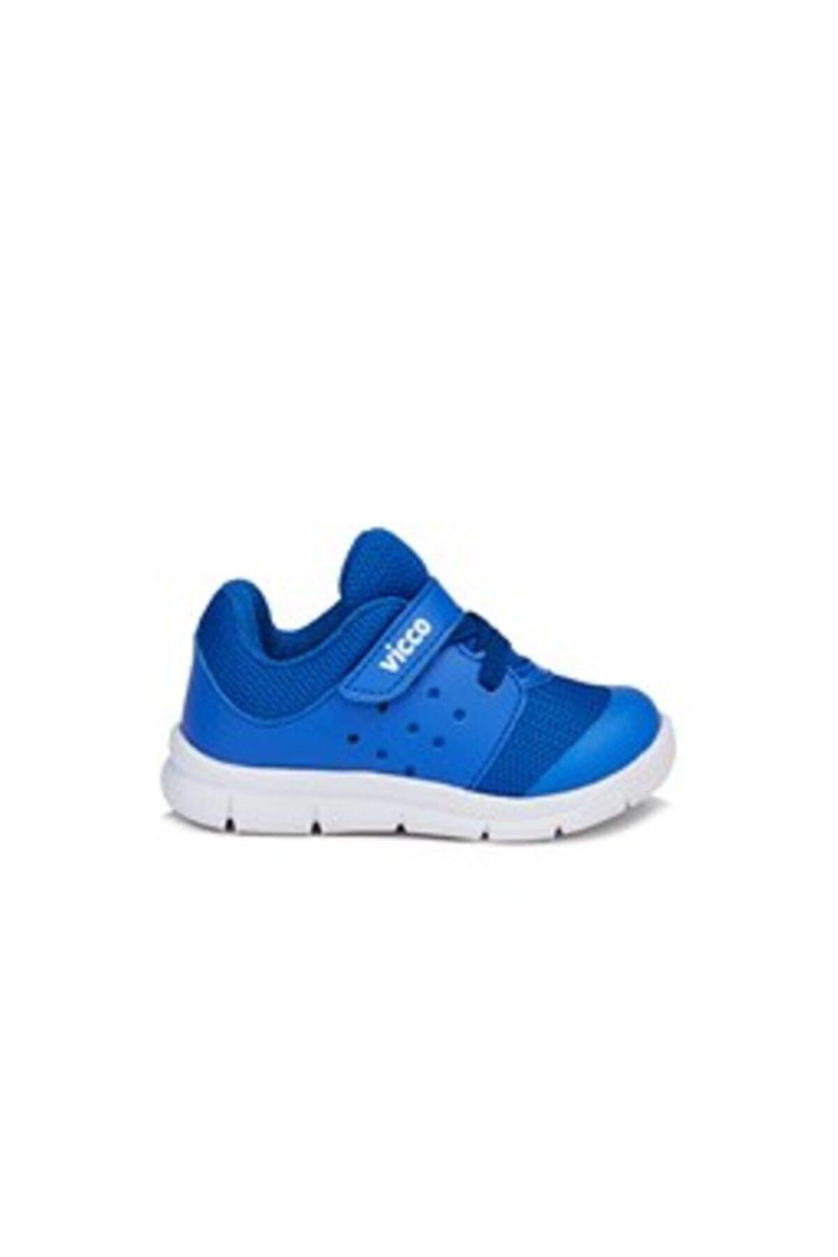 Vicco 346,e20y.200 Mario Sax Mavi Ilk Adım Günlük Spor Ayakkabı 2