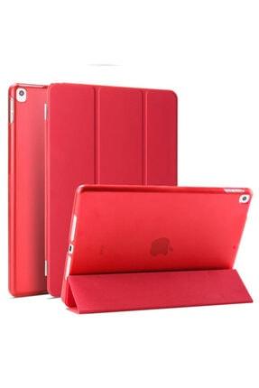 """Fibaks Apple Ipad Air 2 (2014) 9.7"""" Kılıf Smart Cover Katlanabilir Standlı Akıllı Kapak"""
