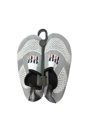 walkie Erkek Gri Sandre Deniz Ayakkabısı