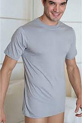 Anıl Erkek Pijama Yazlık Pamuklu Üst Tshirt 2505