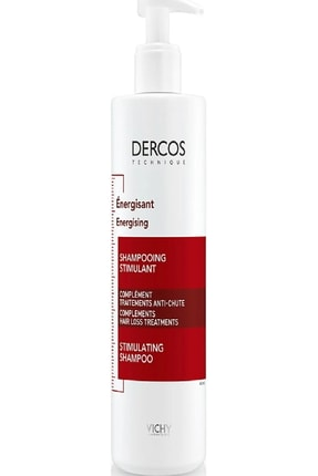 Vichy Dercos Shampooing Energisant 400 Ml Saç Dökülmesine Karşı Tamamlayıcı Şampuan