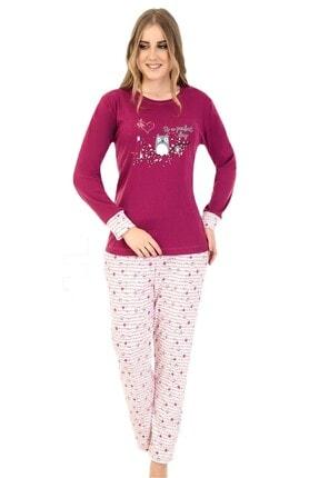 walkie Penny Fuşya Pijama Takımı