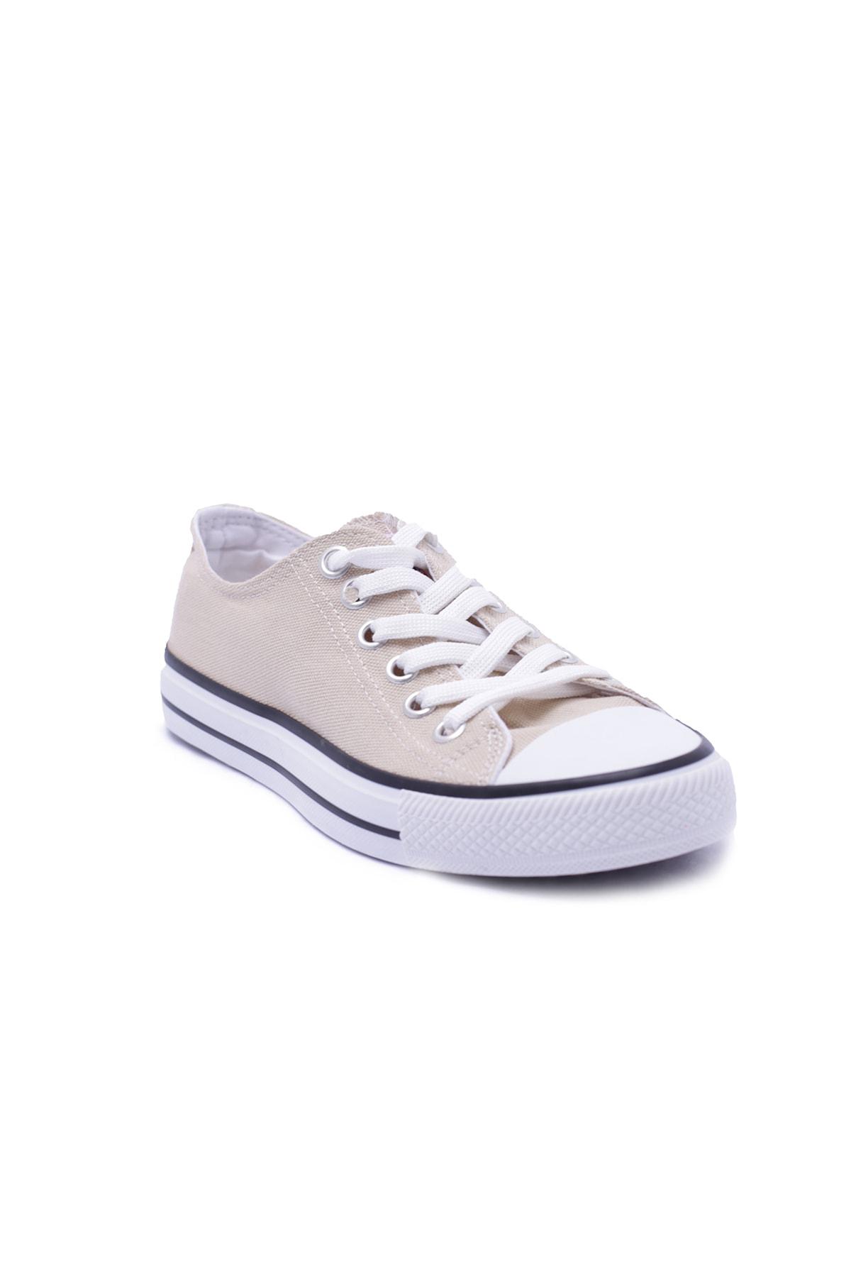 ESPARDİLE Bej Kadın Spor Ayakkabı 1