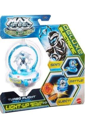 Max Steel Deluks Arena Kahramanlari Turbo Flıght Figür Ve Işıklı Beyblade