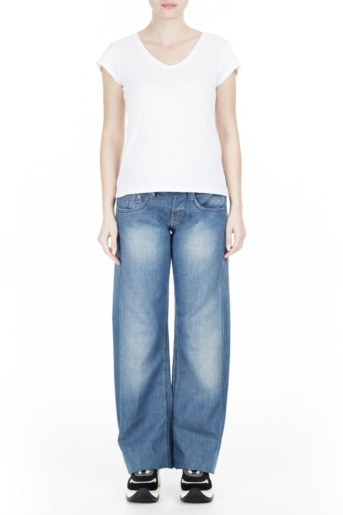 Replay Jeans Kadın Kot Pantolon Zoxwv410A