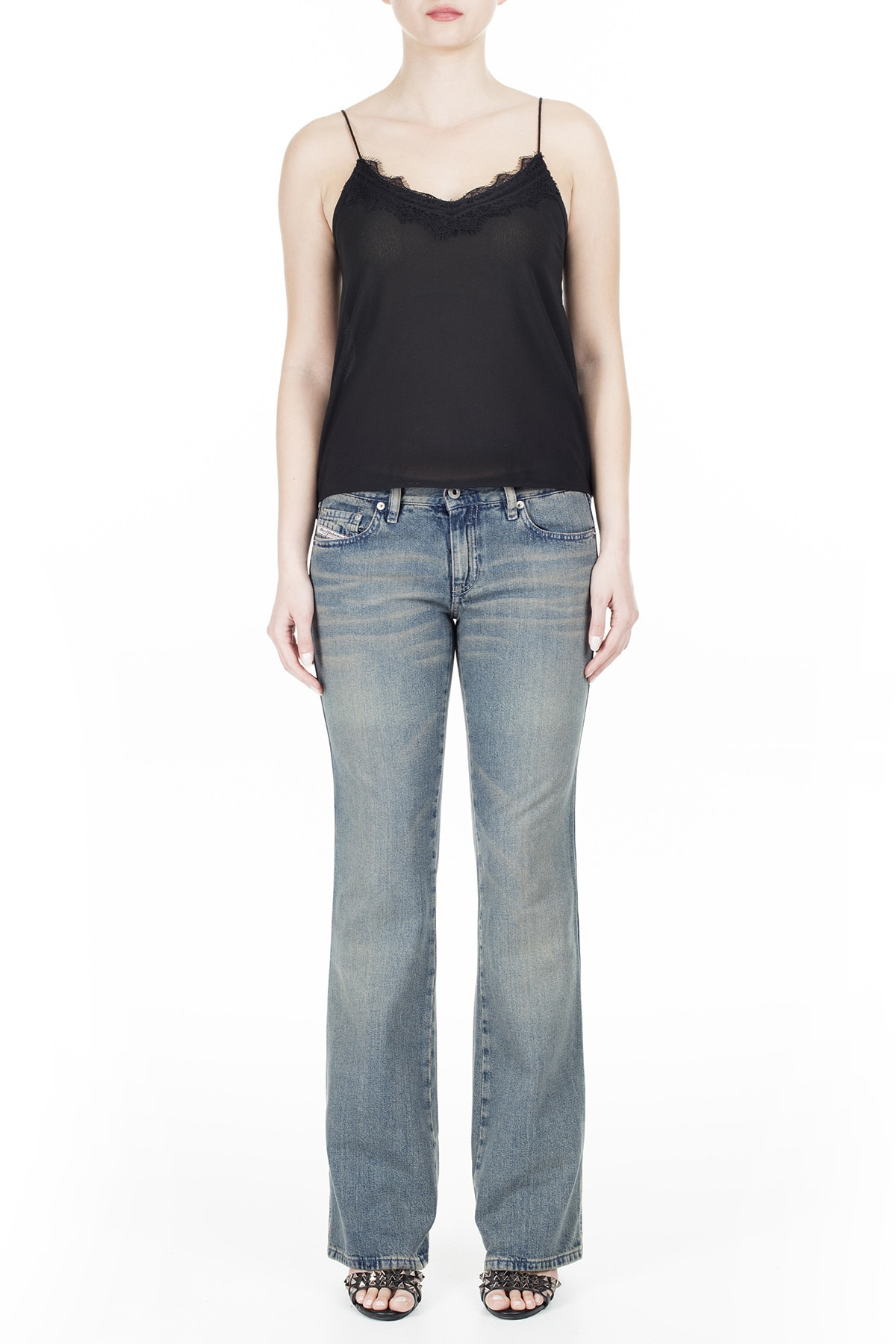 Diesel Jeans Kadın Kot Pantolon Zox0010T8
