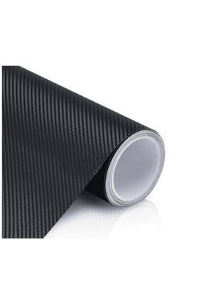 Carub Siyah Karbon Kaplama 50 cm X 127 cm