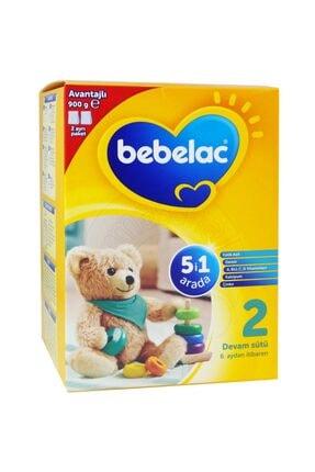Bebelac 2 Bebek Sütü 900 Gr