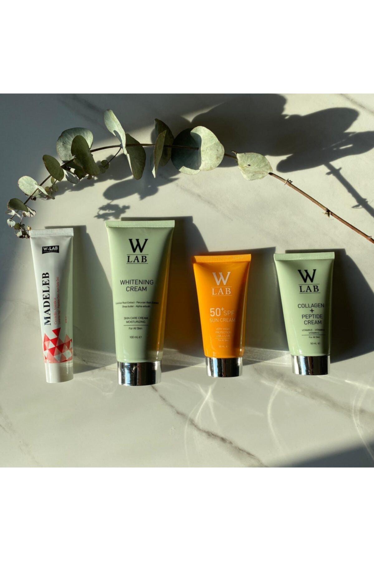 W-Lab Kozmetik 4 Lü Süper Set 1