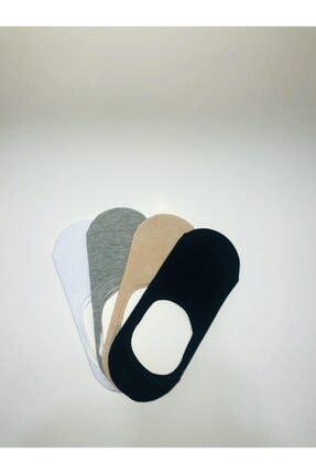 Ozzy Socks 12'li Unisex Dikişsiz Babet Çorap