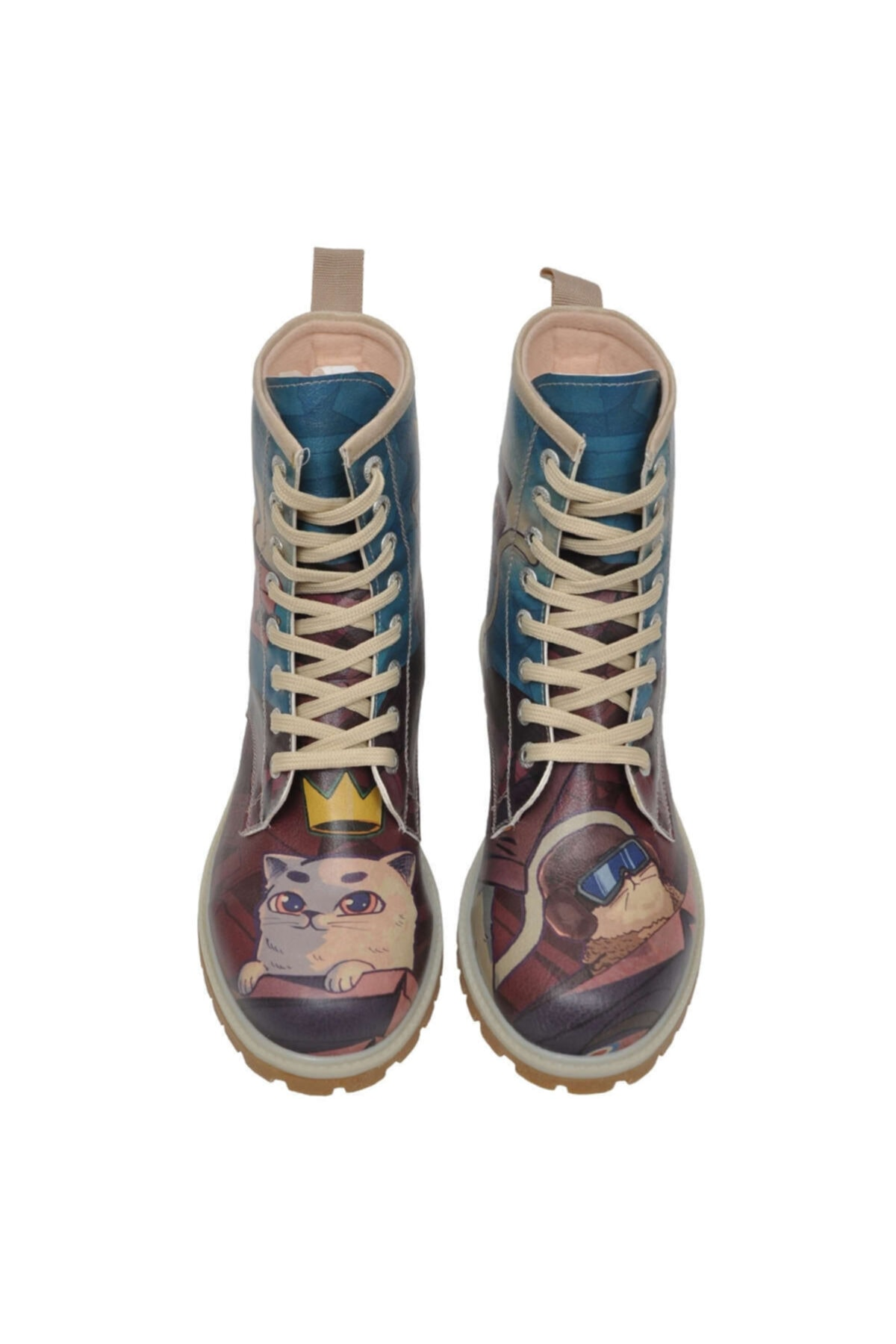 Dogo King Of The Hill / Long Boots Kadin Bot 2
